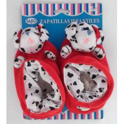 Saro Zapatillas Infantiles Dalmata