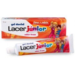 Lacer Pack Junior Fresa 75ml