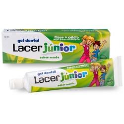 Lacer Junior Gel Dentífrico Menta