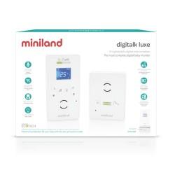 Miniland Vigilabebés Digitalk Luxe