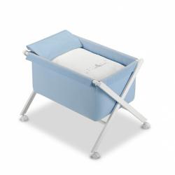 Coimasa Mini-Cuna Azul Desenfundable