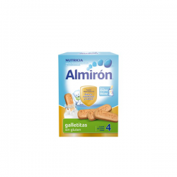 Almirón ADVANCE Galletitas Sin Gluten BIB 250g