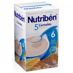 5 CEREALES 600g