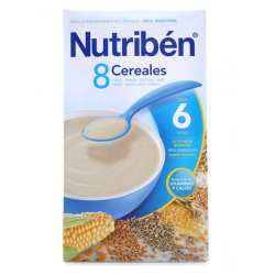 8 CEREALES 600 g