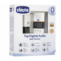 Vigilabebés Top Digital Audio Chicco