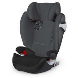 Cybex Silla Solution M-Fix Gris