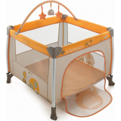 Jane Cuna/Parque Travel Fun Beige/Naranja