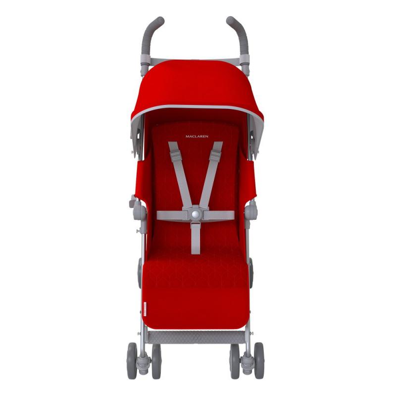 Maclaren silla de paseo quest roja for Oferta silla paseo maclaren