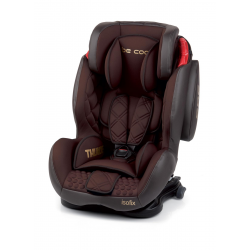 Nurse Silla Thunder 1,2,3 Isofix Brownie