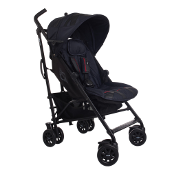 Silla Paseo Mini Buggy Black Jack