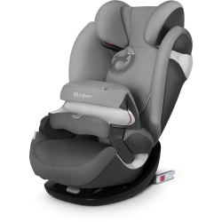 Silla Coche Pallas M-Fix Graphite Dark Grey