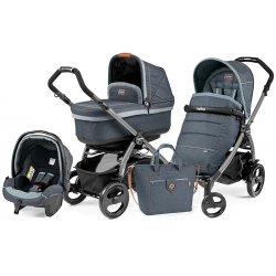 Peg-Perego Coche Blue Denim