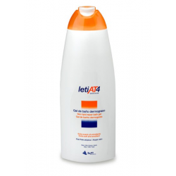 Leti AT4 Gel Baño Dermogr.750ml