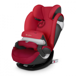 Silla Coche Pallas M-Fix Infrared Red