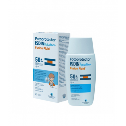 Isdín Fusion Fluid Ped.SPF50 50ml