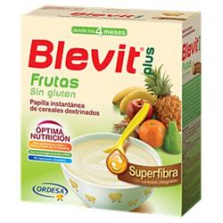 Blevit Plus SPF Frutas S/Gl.600g