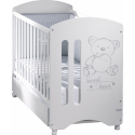 Cuna Sweet Bear Blanco 120X60cm