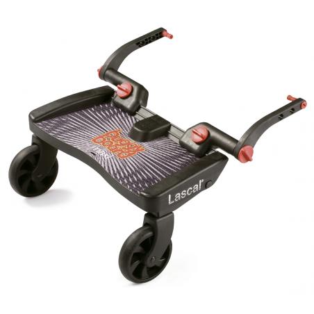 Transportin Buggy Board Maxi Negro
