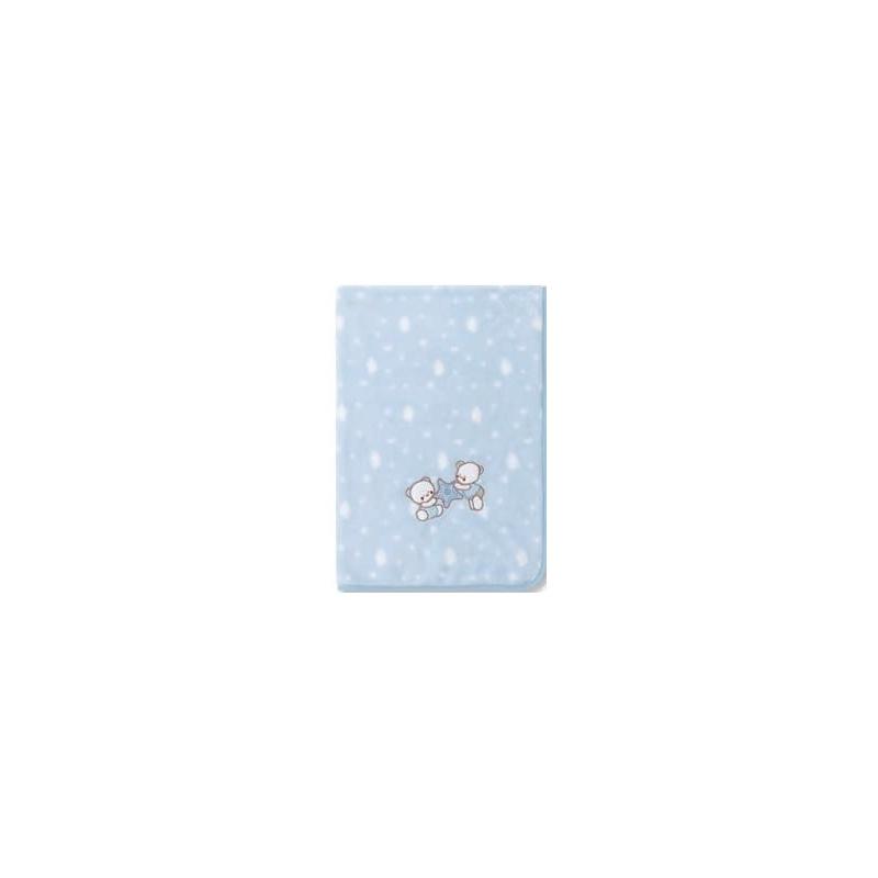 Coimasa Manta Microlina Mini Azul