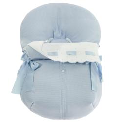 Uzturre Saco G.0 + Capota Petit Azul