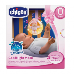 Chicco Luces Music.First Dreams Rosa