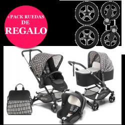Jane Coche Minnum 3 Piezas + REGALO ruedas