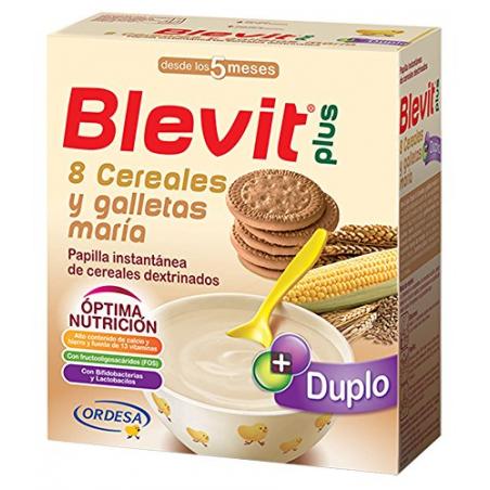 Blevit Plus 8 C.+Gall.2x300gr.