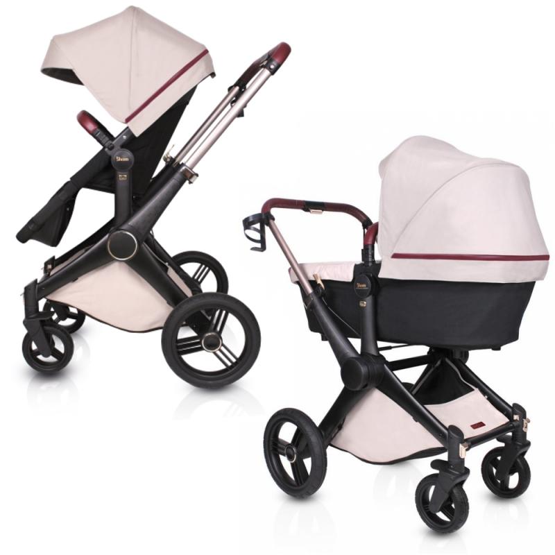 Baby Essentials Coche Verino Stone