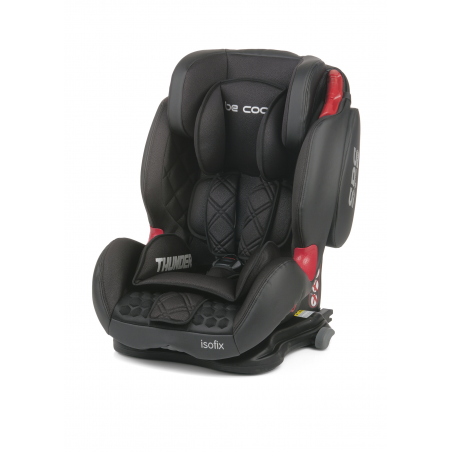 Be Cool Silla Coche Thunder c/Isofix Meteorite