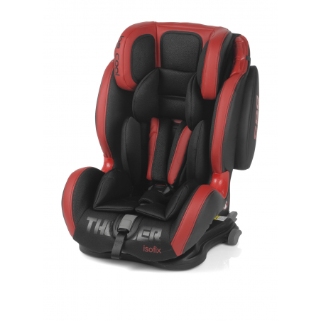 Be Cool Silla Coche Thunder c/Isofix Red Devil