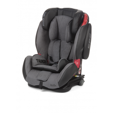 Be Cool Silla Coche Thunder c/Isofix Lord