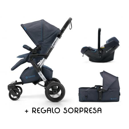 Concord Coche Neo Air 3 P.Azul + REGALO b. Isofix