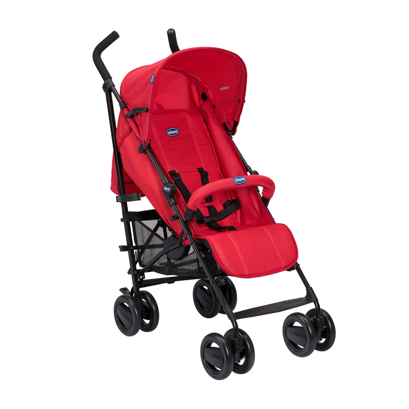 Chicco Silla Paseo London Up Red