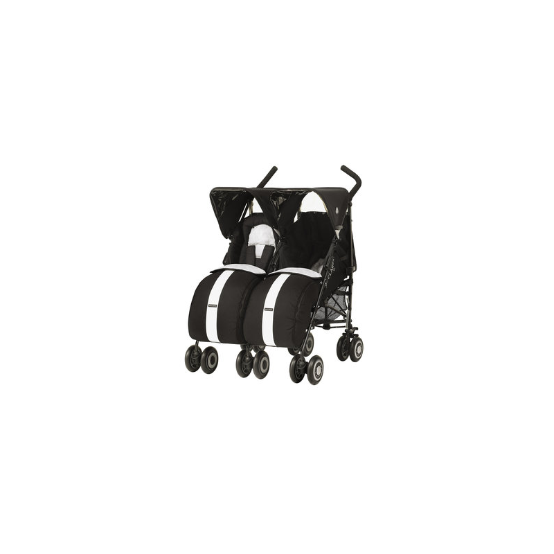 Coche De Bebé Kissme 525 8 Ruedas Rojo Motociclo   Baby