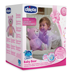 Chicco Proyector Baby Bear Rosa