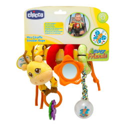 Chicco Ms.Giraffe Stroller Actividades