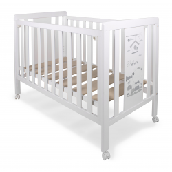 Interbaby Cuna Nature Gris