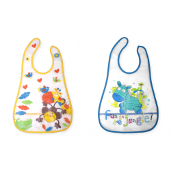 Interbaby Babero Pack 2uds