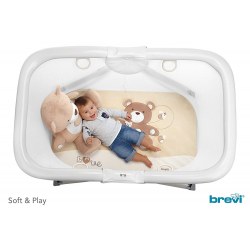 Brevi Parque Soft&Play My Little Bear
