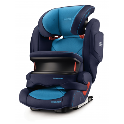 Recaro Monza Nova IS Xenon Blue
