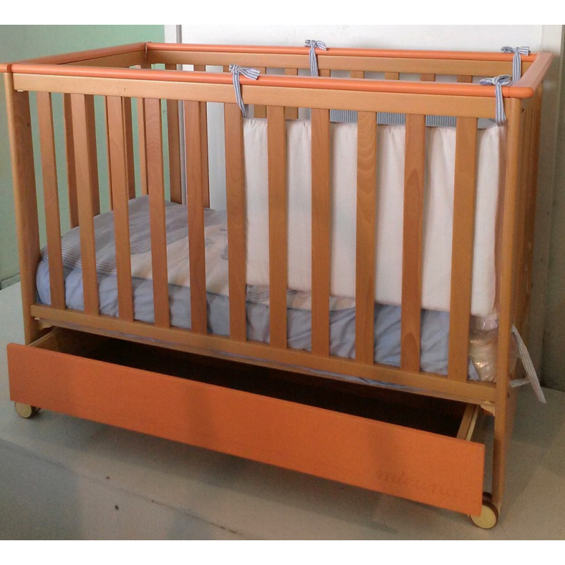 Cuna de madera cama cuna recta sin cuadros ccbj cuna de - Cunas trama catalogo ...