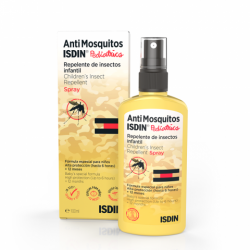 Isdín Spray Antimosquitos Pediátrico 100ml