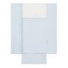Bimbidreams edredón + protector Nuit blanco - azul