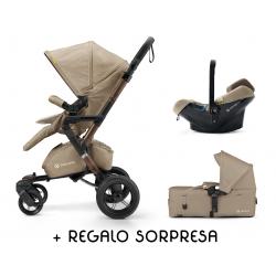 Concord Coche 3 P. + REGALO b. Isofix Neo Air Beige