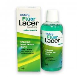 Lacer Flúor Diario 0,05% Menta 500ml