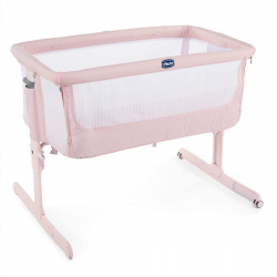 Chicco Cuna Next2Me Air Paradise Pink