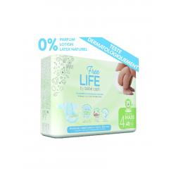 Gerimedical Pañal Freelife T4 50uds