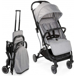 Chicco Silla Trolley Me Light Grey