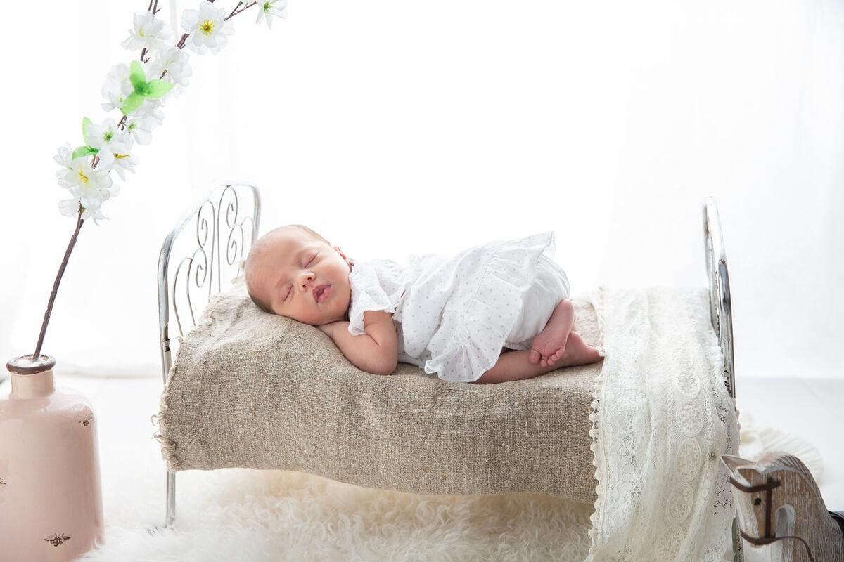 ¿Qué cuna elegir para tu bebé?
