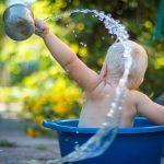 Qué bañera escoger para el bebé
